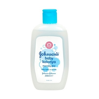 Johnsons Baby Morning Dew Kolonya 200 ml