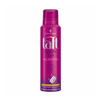Taft Effortless Style Saç Köpüğü 150 ml